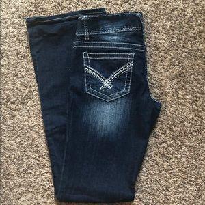 Vanity Original Bootcut Jeans - size 27W/33L
